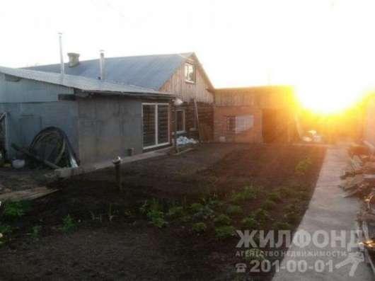 дом, Новосибирск, Овражныйпереулок, 66 кв.м. Фото 3