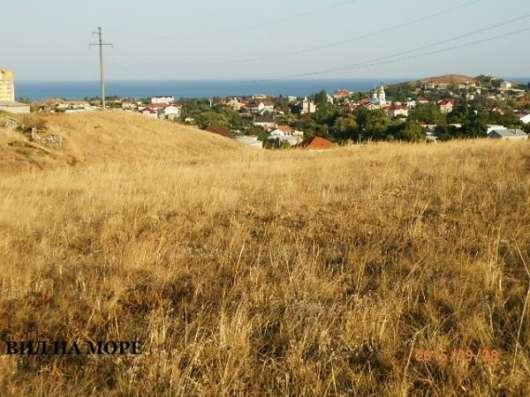 В пгт. Коктебель живописный земельный участок
