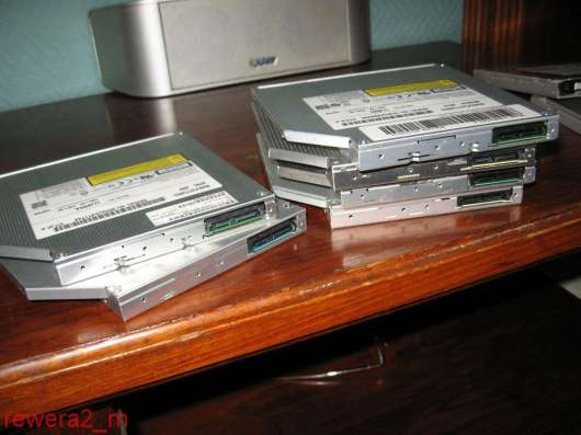 SATA и IDE DVD-RW приводы для ноутбуков в Москве Фото 3