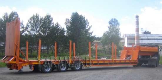 """Трал 40 тонн, 11 метров для дорожного строительства """"Арарат-1"""""""