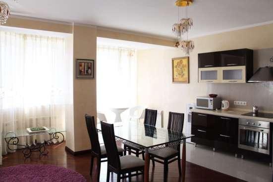 Бизнес апартаменты в Астане