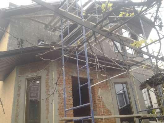 Мокрый фасад, штукатурный фасад, теплый фасад короед
