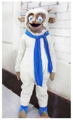 Изготовление и продажа ростовых кукол