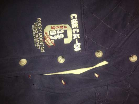 Куртка-толстовка д/мал р.164