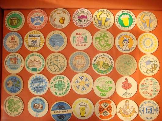 Коллекция подставки под пиво, бирдекели в г. Бургас Фото 1