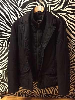 Продам мужскую куртку осень-зима р.48