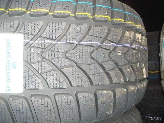 Новые липучки Dunlop 225 50 R17 Winter Sport 4D