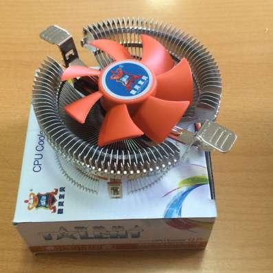 Вентилятор для процессора AM2/AM3/939/940; Intel 775/1155