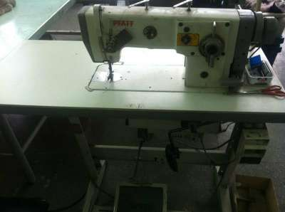 Продам промышленное швейное оборудование JUKI PFAFF MACPI