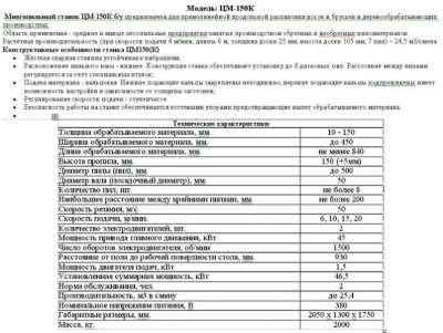 МНОГОПИЛ ЦМ 150 к завод им. Кирова ЦМ-150 к