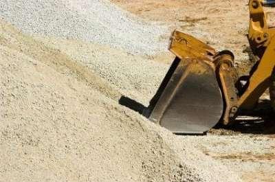 Бетон, строительный песок, щебень