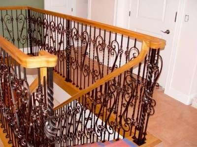 Деревянные лестницы на второй этаж stairways в Люберцы Фото 2