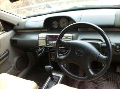 подержанный автомобиль Nissan Х-ТРЕИЛ