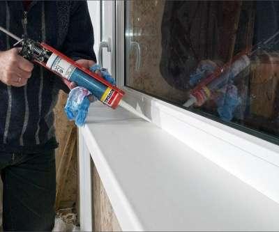Гидроизоляция окон и балконов в Сочи Фото 1