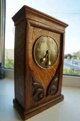 Часы настольные «Фридрих Винтеръ», Россия, конец XIX века. в Санкт-Петербурге Фото 4