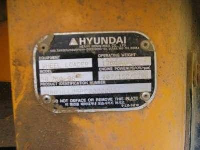 погрузчик Hyundai HL760-9S