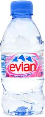 """Вода """"Evian"""" Still (""""Эвиан"""") негазированная"""