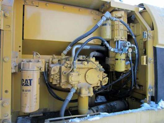 Гусеничный экскаватор CAT 320, 2008 г, НОВАЯ ходовая
