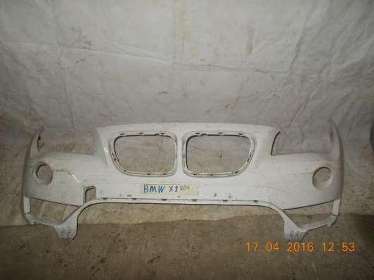 Передний бампер на BMW X1 E84 б. у