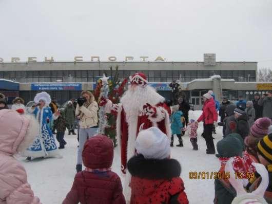 Клоуны Аниматоры Дед Мороз Снегурочка Феи в г. Самара Фото 1