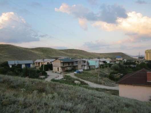 Земельный участок с видом на заповедник и Черное море в г. Феодосия Фото 3
