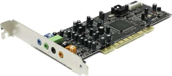 Звуковая карта SB Creative AudigySE PCI SB0570