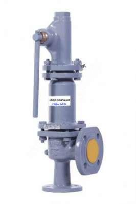 Предохранительный клапан пружинный СППК4, СППК4Р, СППК5Р, 17с6нж