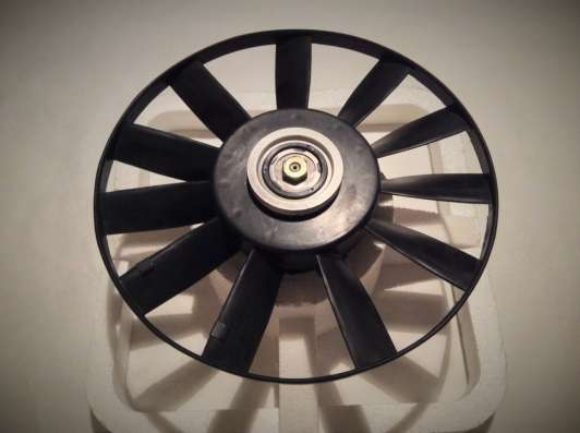 Вентилятор радиатора Hans Pries 107715755 SEAT / VW