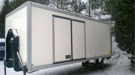 Съёмные кузова на мультилифт – 6 вариантов на 1 грузовик