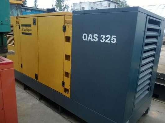 Дизель генератор Atlas Copco QAS 325, 263 кВт в Санкт-Петербурге Фото 5