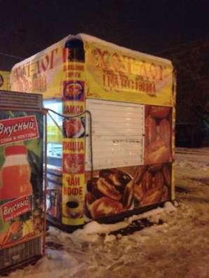 киоск общественного питание в Новосибирске Фото 3