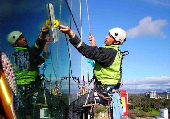 Промышленные альпинисты Оренбурга к вашим услугам Фото 2
