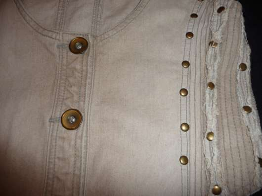 Жилет джинсовый, р-44, Promod
