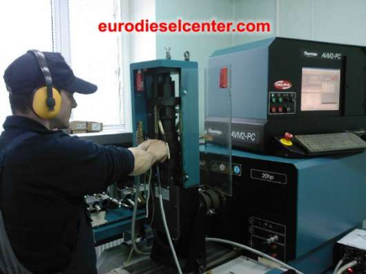 Диагностика и ремонт топливной аппаратуры, ремонт насос форсунок, ТНВД и форсунок Delphi (делфи).