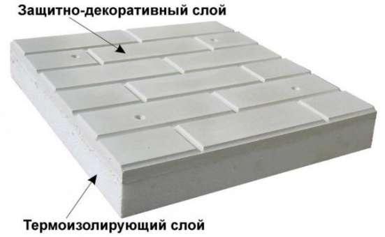 Уникальный фасадный материал для утепления и отделки