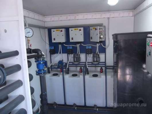 Фильтры полимерные для очистных сооружений в Ульяновске Фото 5