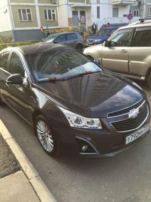 Продажа авто, Chevrolet, Cruze, Автомат с пробегом 45000 км, в Москве Фото 2