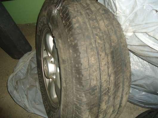 Комплект колес для джипа в Иркутске Фото 1