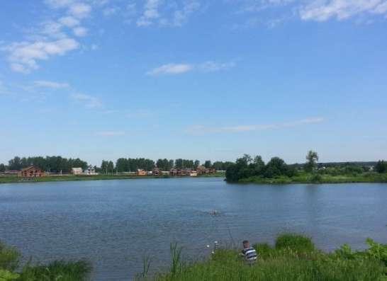 ИЖС участок на берегу реки в 30 км от Москвы