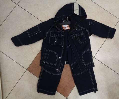 костюм детский (куртка+брюки) без утеплителя в г. Всеволожск Фото 2