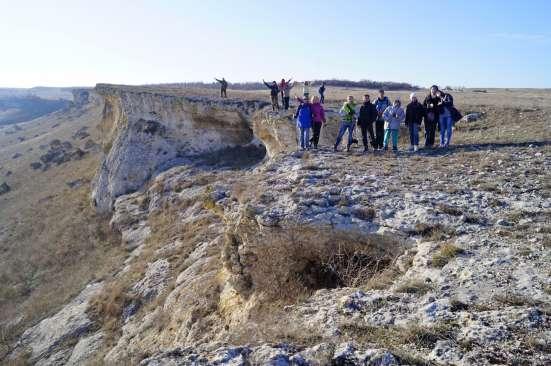 Походы и экскурсии по горному Крыму