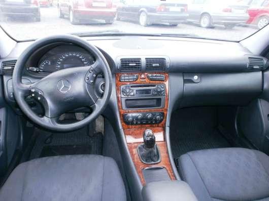 Продажа авто, Mercedes-Benz, C-klasse, Механика с пробегом 180000 км, в Волжский Фото 1