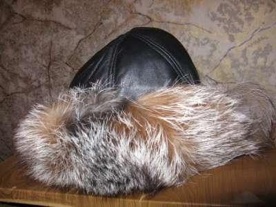 Женский кроличий полушубок+шапка