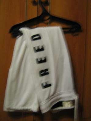 Продается спортивный костюм белый