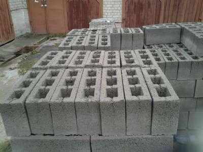 Бетонные блоки и полублоки в Армавире Фото 3