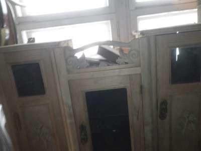 Старинный буфет под реставрацию в Москве Фото 2