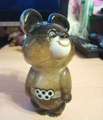 Куплю Куплю фигурку олимпийский мишка. ЛФЗ.