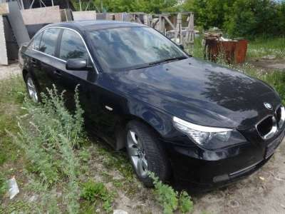 автомобиль BMW 535, цена 690 000 руб.,в Брянске Фото 4