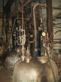 Реактор 5м3 н/ж давление 50атм
