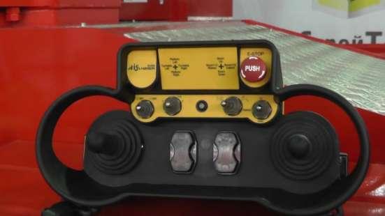 Автовышка Hansin HS 4570D на шасси Daewoo Novus Super
